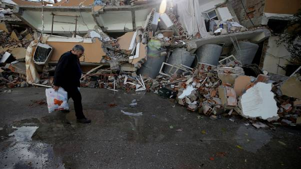 Search ends for survivors of Albanian quake as death toll reaches 51