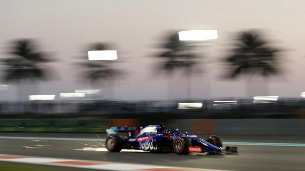 Toro Rosso name change to Alpha Tauri confirmed