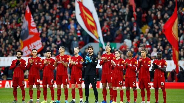 Relentless Liverpool march on as Man City stumble