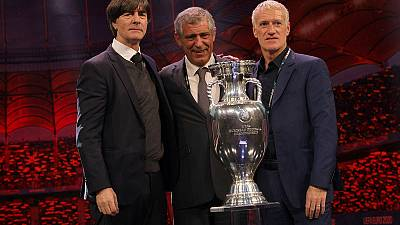 Portugal, France and Germany in Euro 2020 super group