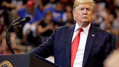 Trump faces two deadlines as U.S. Congress ramps up impeachment focus