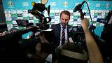 England's Southgate says eight to 10 'big' nations in mix