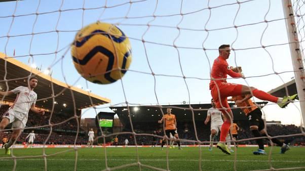 Doherty header secures 1-1 draw for Wolves against Sheffield United