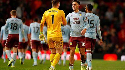 More frustration for Solskjaer as United held by Villa