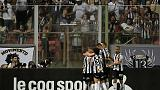 Late penalty gives Atletico win and secures Serie A status