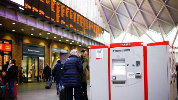 Labour to cut rail fares by a third