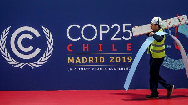 Don't fiddle while the planet burns, U.N. chief warns climate summit