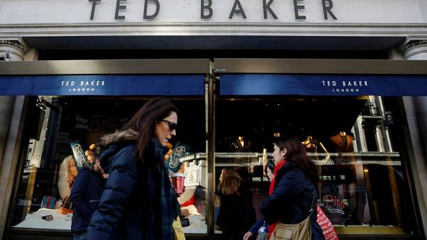 Ted Baker says may have overstated inventory by up to 25 million pounds