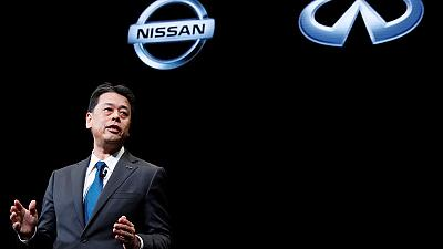 New Nissan CEO pledges better performance, cooperation with Renault