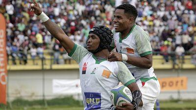 Rugby Africa Cup : La victoire sans appel (63-3) du XV Makis de Madagascar face aux Black Stallions nigérians a été marquée par de nombreux essais