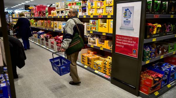 UK public inflation expectations dip in November - Citi/YouGov