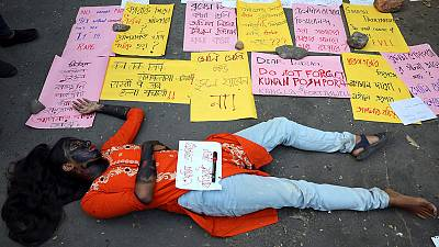 Indians demand swift action against rapists as protests spread after woman's murder