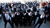 Japan activists push to halt sexual harassment of job-seeking students