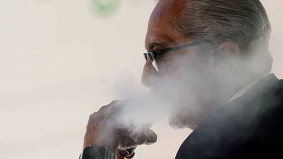 Could life insurance go up in smoke for some vapers?