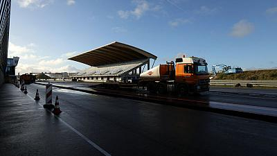 Motor racing - Dutch Grand Prix organisers say Zandvoort circuit will be ready on time