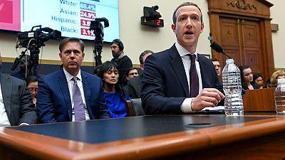 Zuckerberg denies that Trump tried to lobby against ban on political ads - CBS