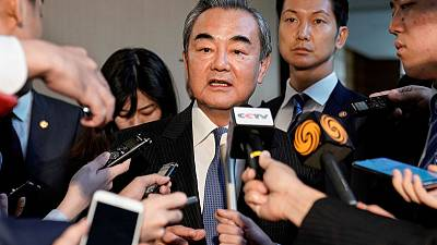 Senior Chinese diplomat set for first visit to South Korea in five years amid missile defence row