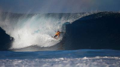 Will surfing's GOAT get an Olympic swan song?