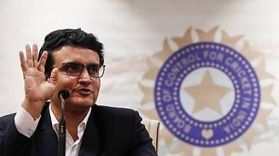 Ganguly wants India to play pink-ball tests in every series