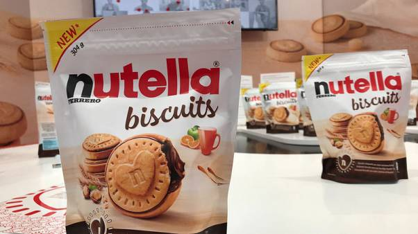 Battle of the biscuits as Ferrero aims to take a bite out of Barilla