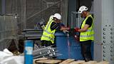 Britain's construction downturn eases a little in November - PMI