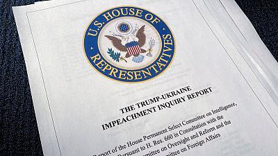 Democrats accuse Trump of abusing power, obstructing impeachment probe