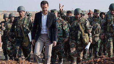 UAE praises Syria's Assad for 'wise leadership', cementing ties