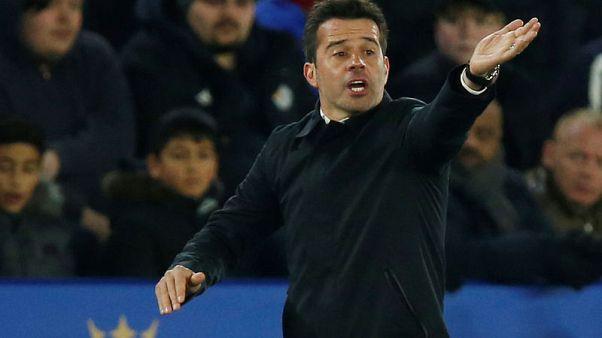 Under-fire Silva focused on solving Everton problems