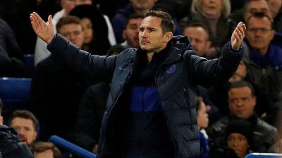 Chelsea expect decision on transfer ban appeal soon - Lampard