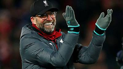 Liverpool open to signings in January window