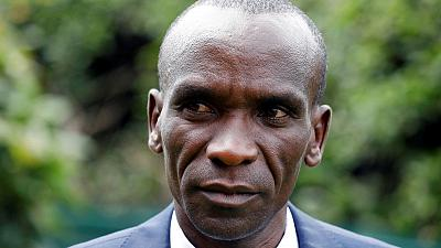 Kipchoge to defend Olympic marathon title - if selected