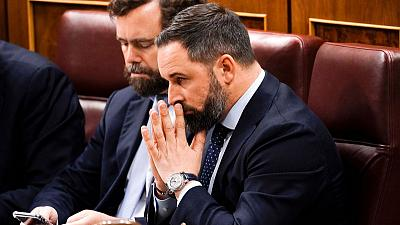 Raising profile, Spain's far-right Vox gets seat on parliament oversight body
