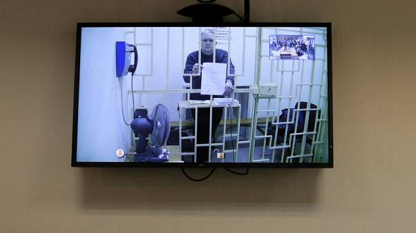 Russia accuses alleged U.S. spy of lying about his ill-treatment in jail