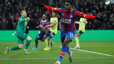 Schlupp delivers for Palace on Amazon debut