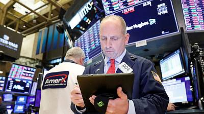 Global stocks rally on renewed trade talk optimism, yields rise