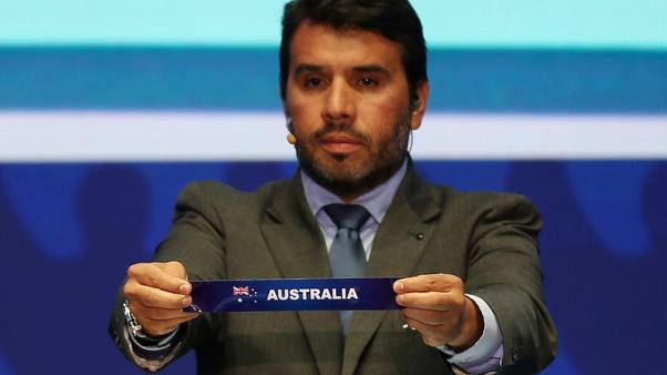 Australia drawn in Argentina's group at Copa America