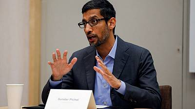 Alphabet's new CEO Pichai now sole target on Google regulatory battles
