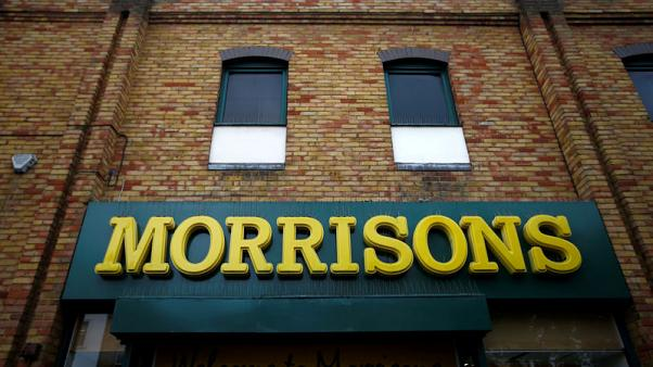 Britain's Morrisons promotes finance chief Strain to COO role