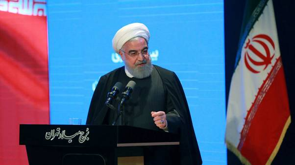 Iran's Rouhani calls for release of innocent, unarmed protesters