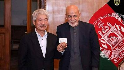 Gunmen kill head of Japan aid agency, five others in Afghanistan