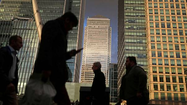 UK services sector hobbled by politics - PMI