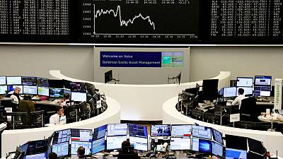 European shares stabilise after four-day losing streak