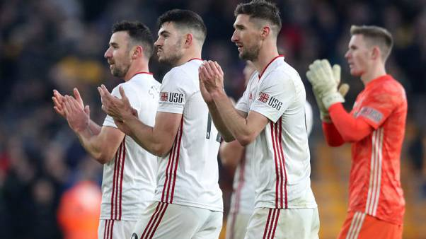 Blades will not take their 'foot off the gas', says Wilder