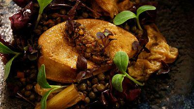 Force-feeding off menu as France trials 'naturally fatty' foie gras