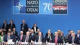 "NATO says Russia's ""aggressive actions"" a threat to allies' security"
