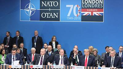"""NATO says Russia's """"aggressive actions"""" a threat to allies' security"""