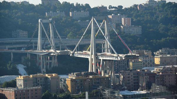 Italian court blames penny pinching for falsified bridge checks at Atlantia