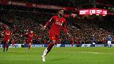 Liverpool thump Everton 5-2 in demolition derby