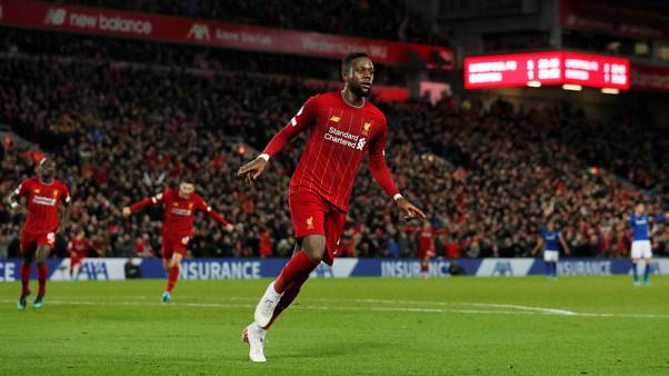 Liverpool thump Everton 5-2 in demolition derby