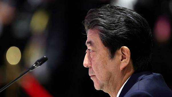 Japan to compile economic stimulus worth $120 billion in fiscal spending - Abe